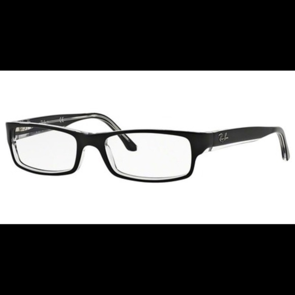 05138b50fcc Ray Ban RB5114 Eyeglass Frame with Hard Case. M 5b8160dc4cdc3049f30c581a
